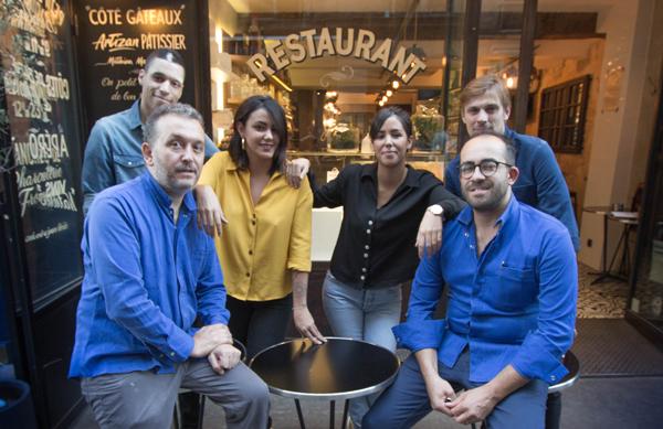Les Artizans - L'équipe